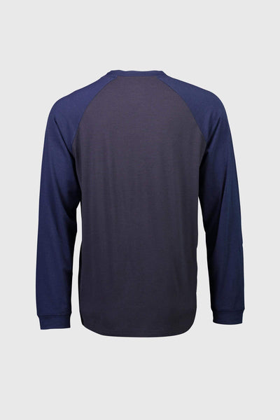 ICON Raglan LS - 9 Iron / Navy