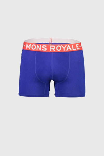 Hold 'em Shorty Boxer - Electric Blue