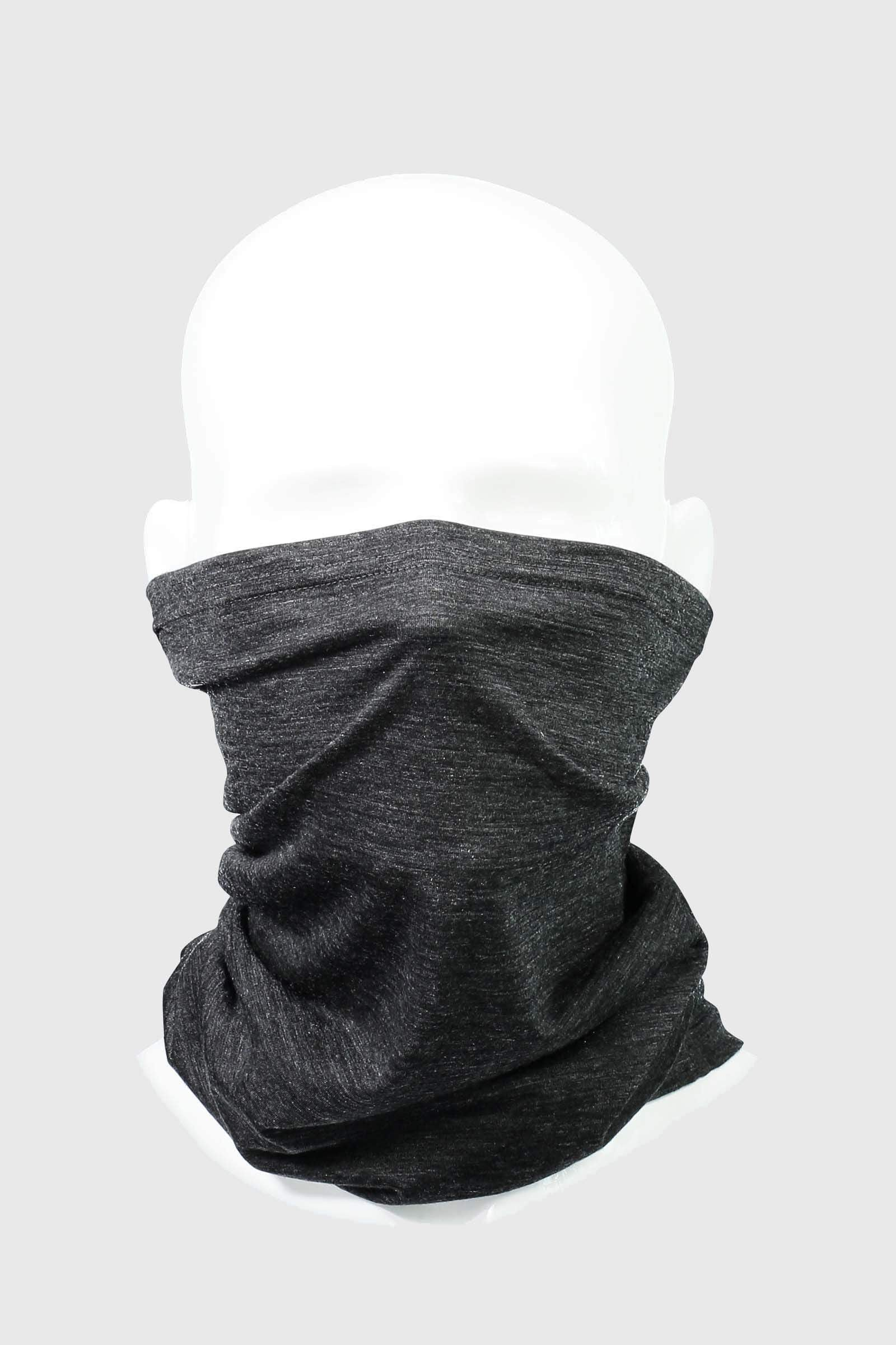 Light Adventure Neckwarmer - Smoke