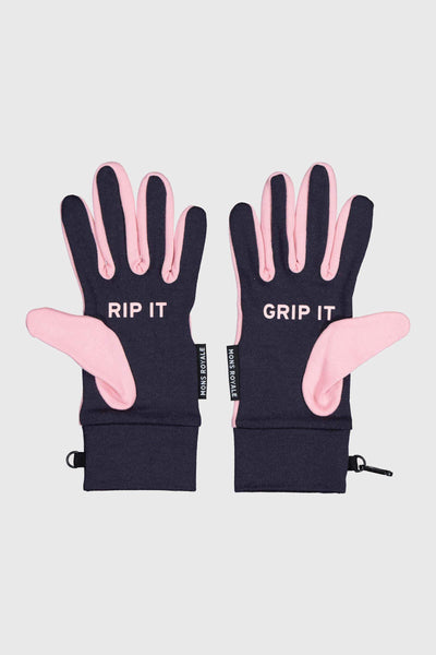 Elevation Gloves - Rosewater / 9 Iron