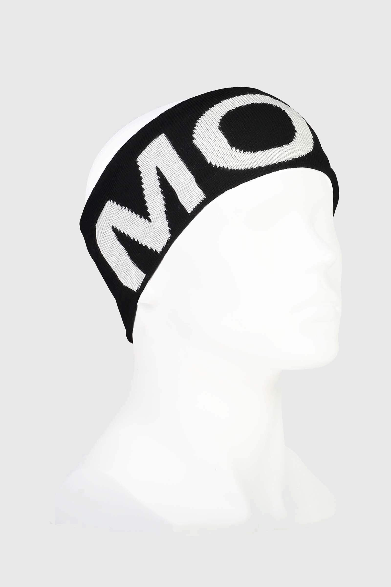 Arcadia Headband - Black / White