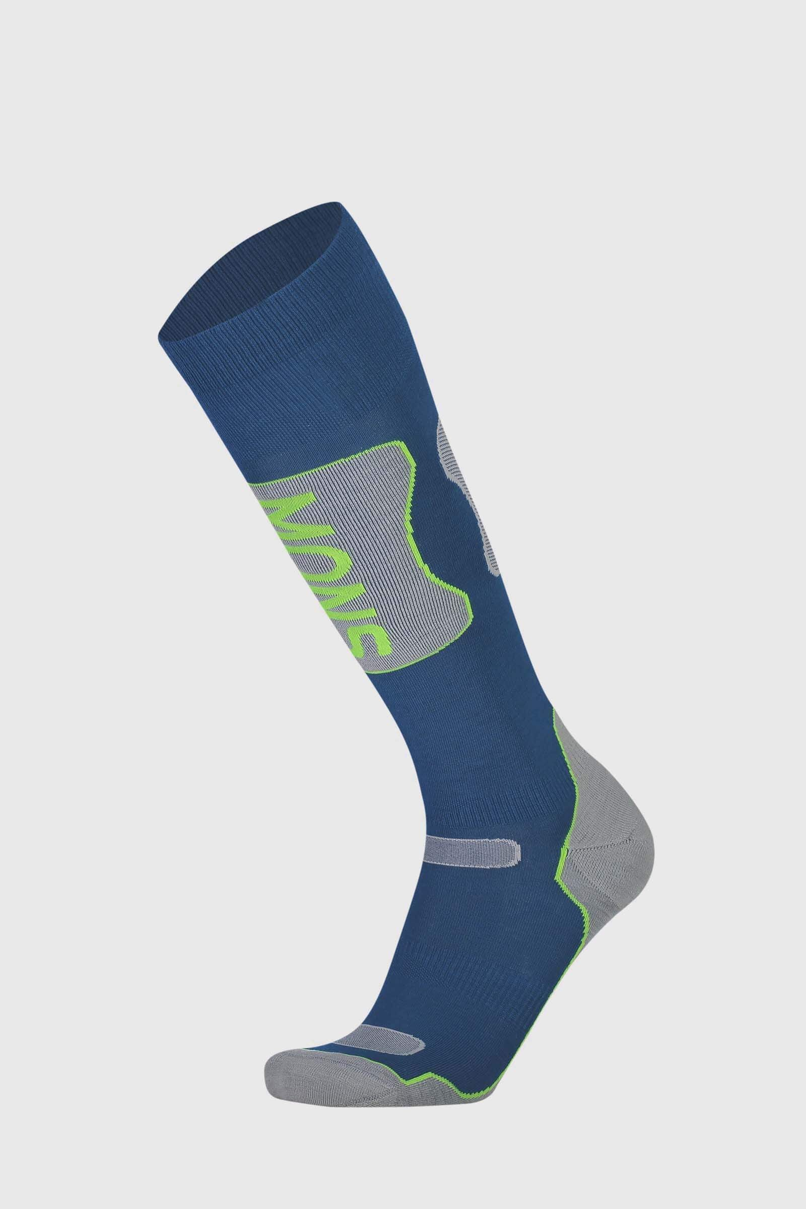 Pro Lite Tech Sock - Oily Blue / Grey / Citrus