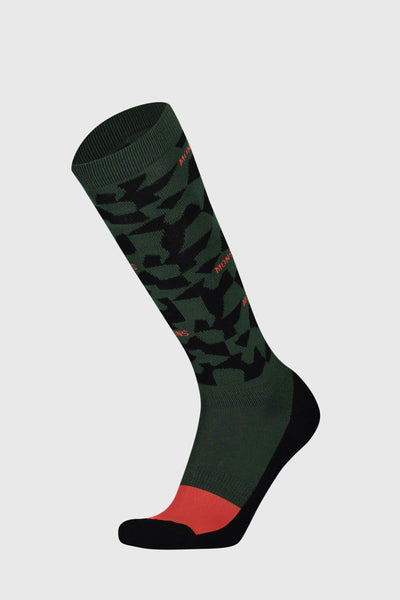 Lift Access Sock - Pine Camo