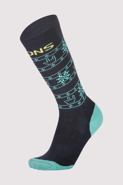 Lift Access Sock Womens - Mint Edge