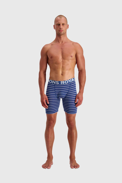 Momentum Chamois Shorts - Ink Stripe