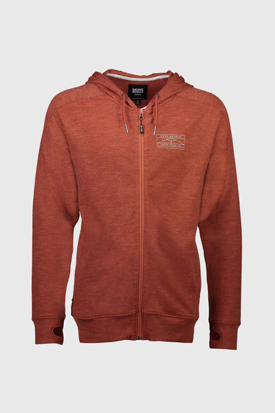 Covert Lite Zip Hoody - Clay
