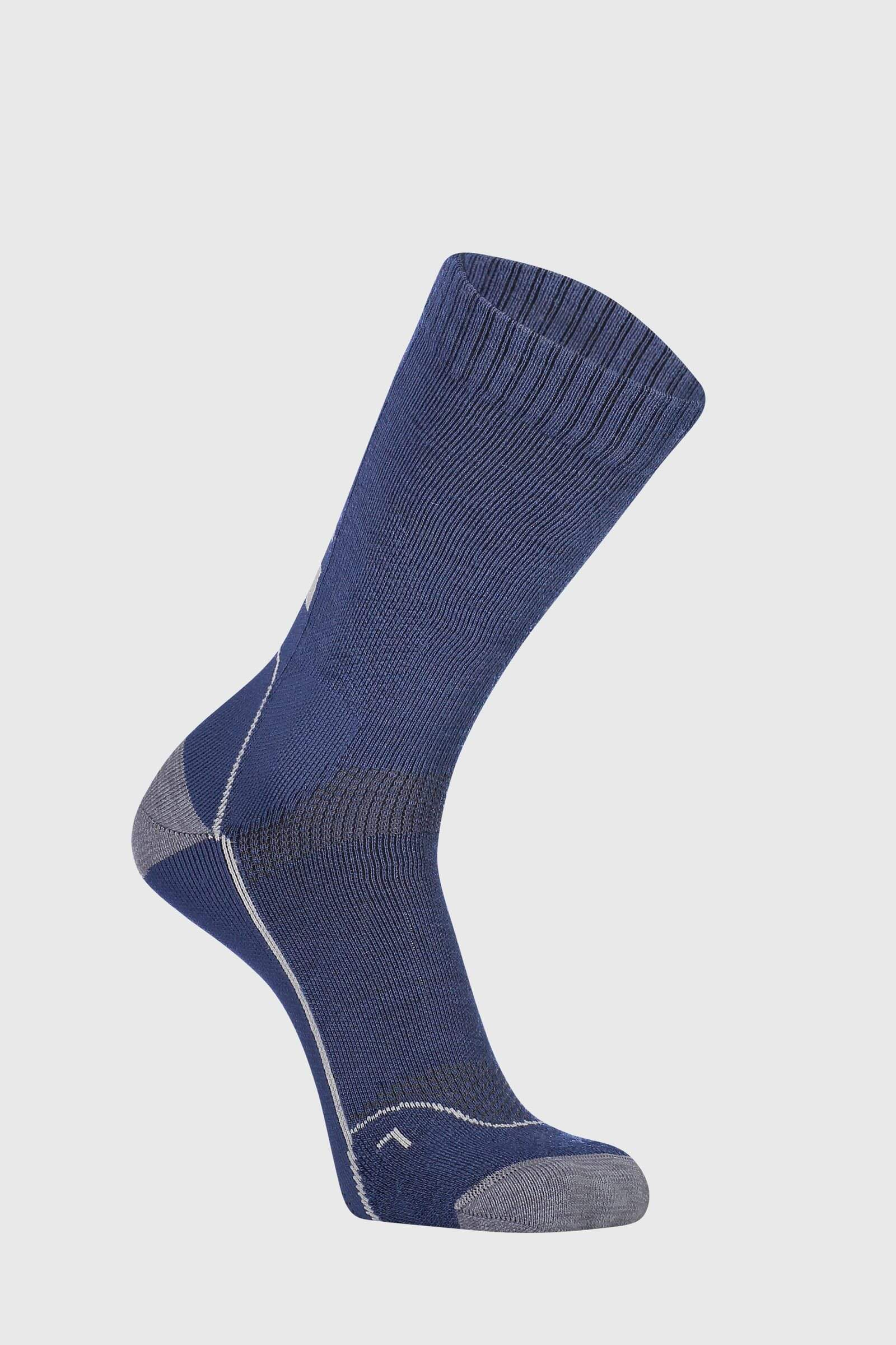 "MTB 9"" Tech Sock - Ink"
