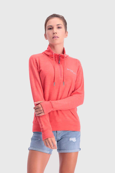 Covert Lite 1/2 Zip - Poppy