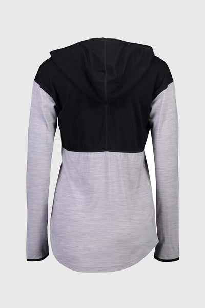 MTN X Hood - Black / Grey Marl
