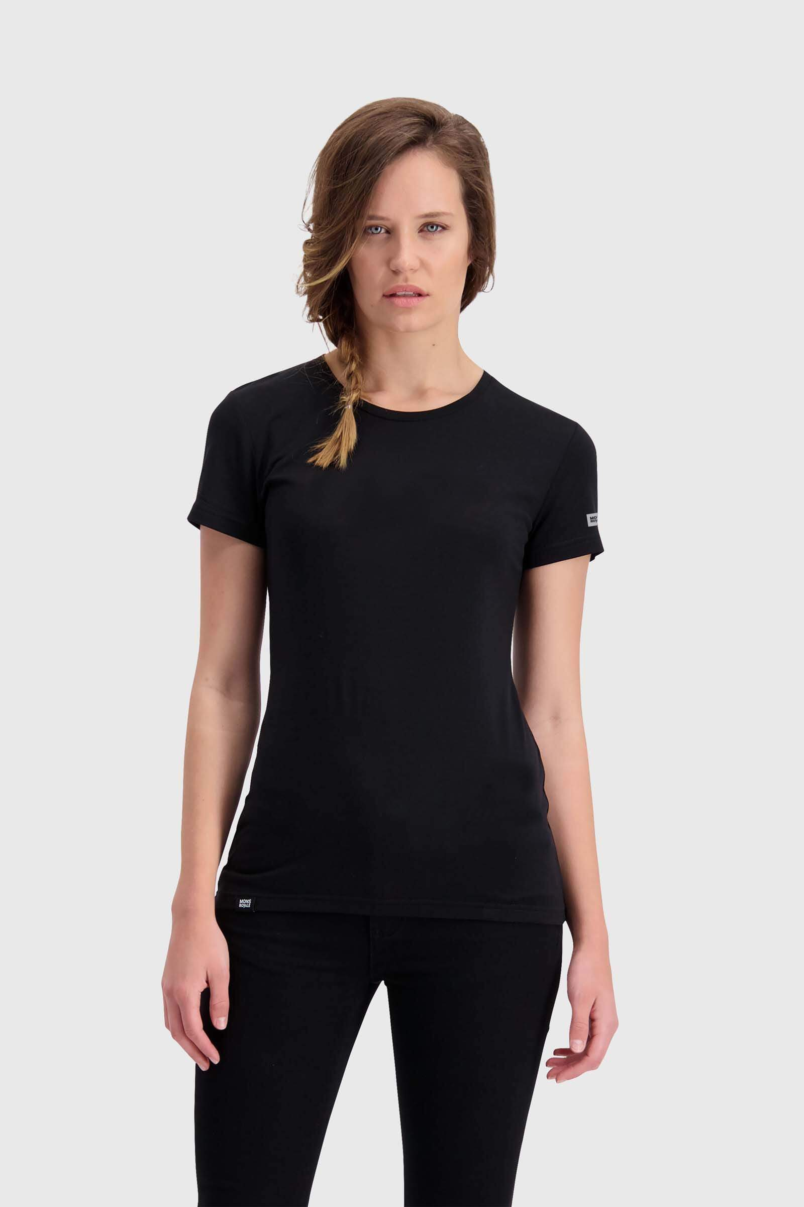 Womens Base Layer Short Sleeve Top