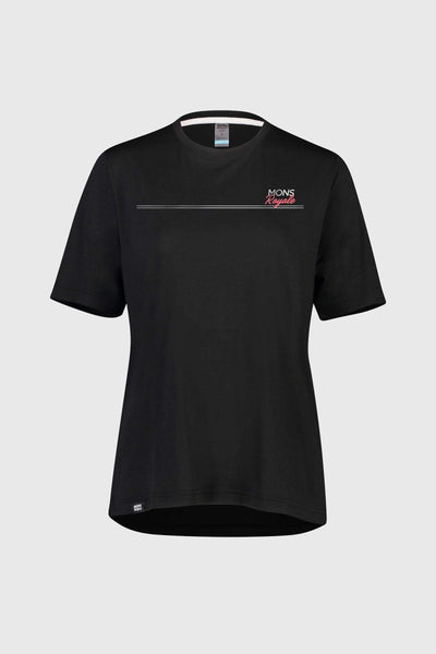 Tarn Freeride Tee - Black