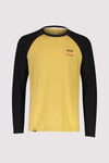 The Go To Raglan LS - Black / Desert