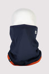 Decade Wool Fleece Neckwarmer - Navy