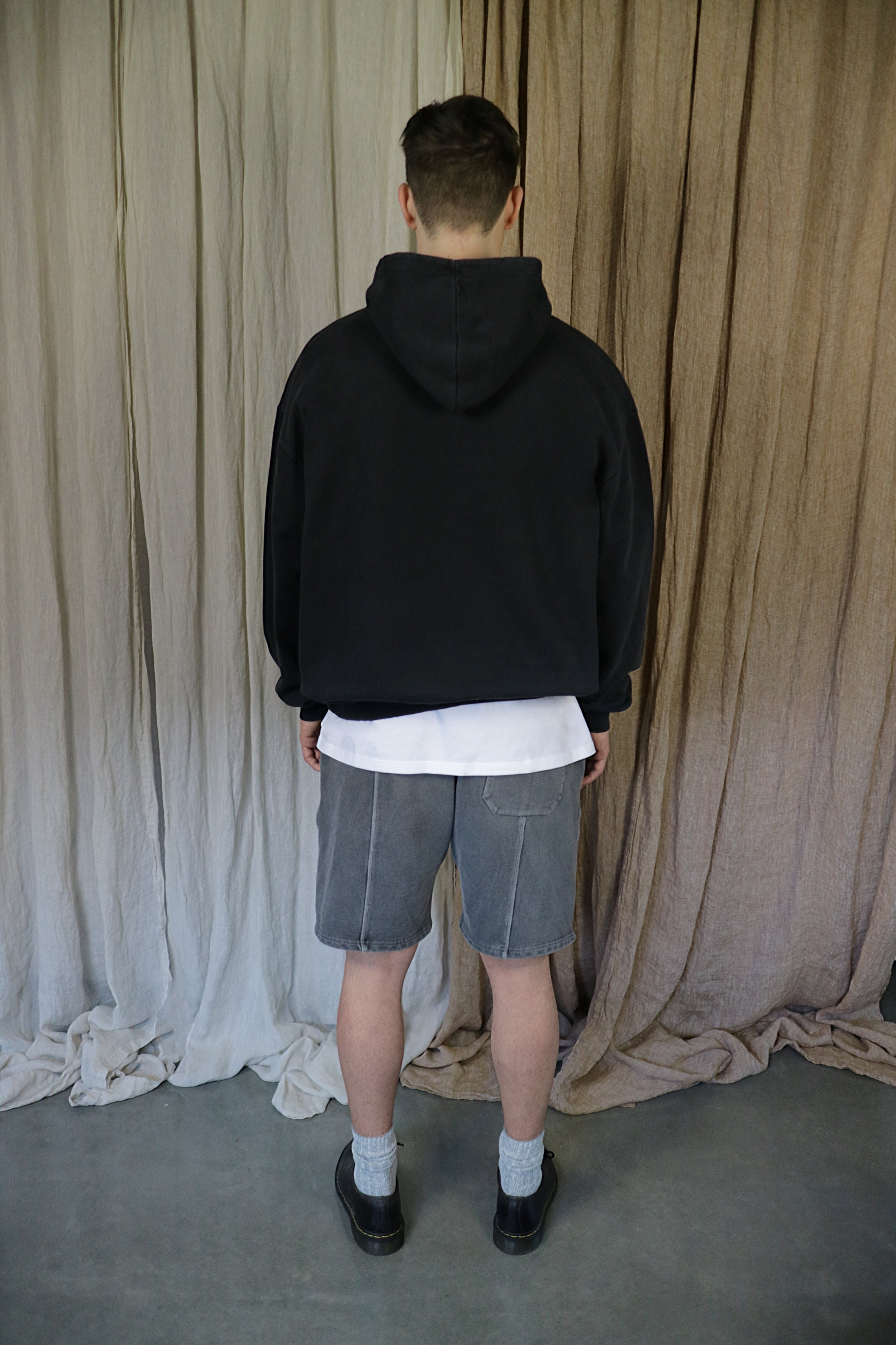 French Terry Hooded Sweat