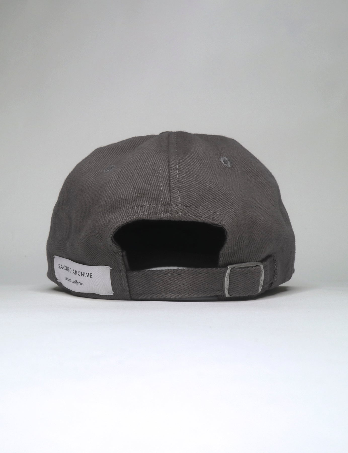 Painters Cap - Lead Grey
