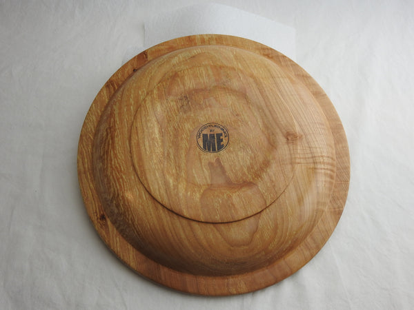 Maple Woodturned Platter