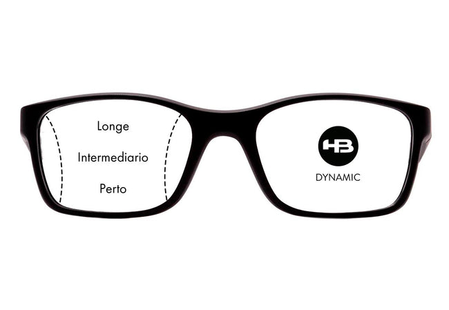 LENTE MULTIFOCAL HB DYNAMIC 1.56
