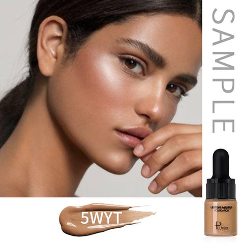 Pudaier 40color Face Foundation Makeup Trial Pack Liquid Foundation Cream Matte Foundation Base Face Concealer Cosmetic Dropship