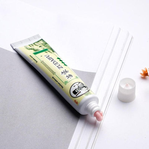 Zudaifu Skin Care Cream Skin Psoriasis Cream Dermatitis Eczematoid Eczema Ointment Treatment Psoriasis Cream Dropshipping