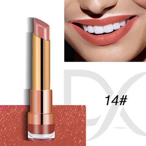 Cellacity New arrival 18 color matte lipstick long lasting  Lipsticks set  waterproof Lip Stick Matte sexy Red batom Lipstick