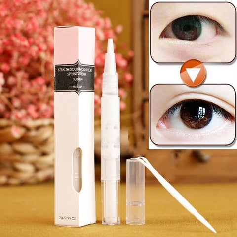 Professional Invisible Double Eyelids Big Eye Not Glue Transparent Eyelid Super Stretch Fold Lift Eyes Styling Shaping Tools