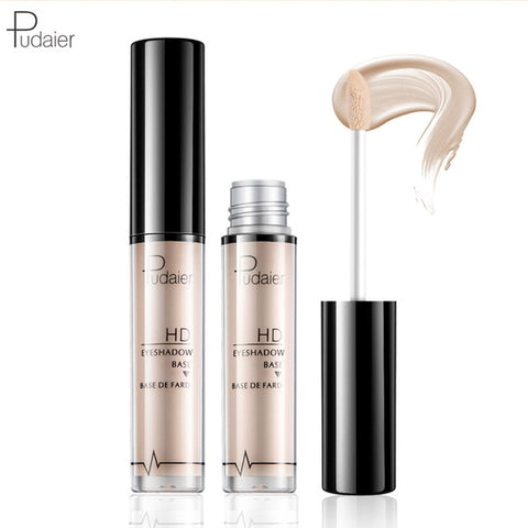 Pudaier Eye Primer Eye Base Cream Long Lasting Eyelid Primer Liquid Base Eyeshadow Base Primer Makeup Moisturzing TSLM1