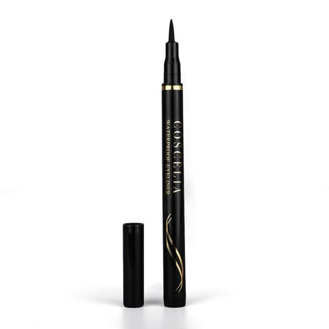 COSCELIA Black Eyeliner Waterproof Pencil For Eye Long-lasting Eye Pencil Makeup Tools Eyeliner Eyes Make Up Tools Cosmetic