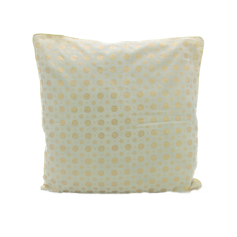 Gold and Cream cushion covers