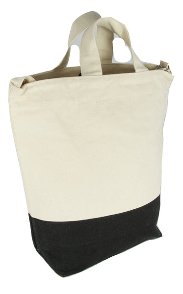 Canvas Tote - Jetset