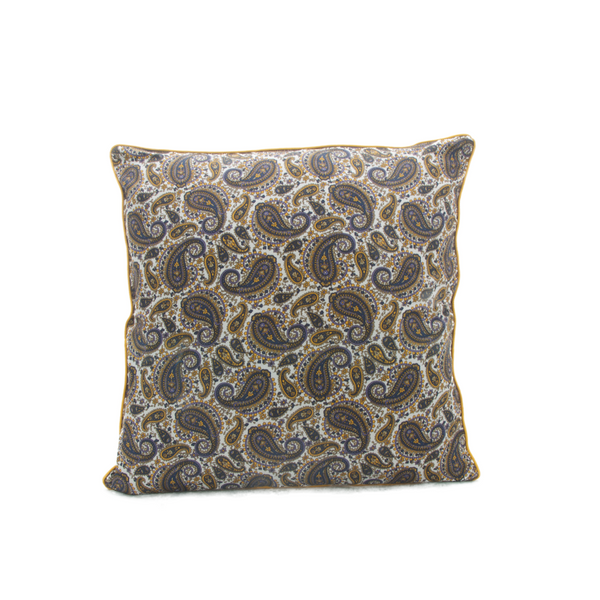 Paisley cushion cover - large