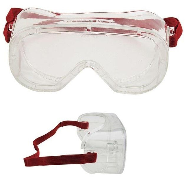 3M 4800 Polycarbonate & PVC Safety Goggles