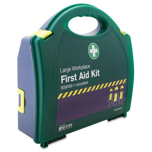 First Aid Kit in Aura Box (S, M or L)