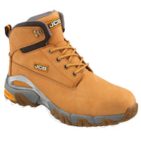 JCB Honey Nubuck Full Grain Boot