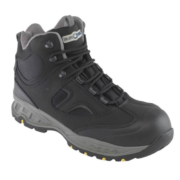 EUROTEC Safety Boot Black