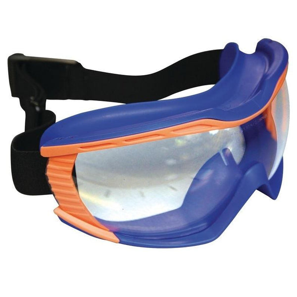 Stealth 9100 Wraparound Safety Goggles