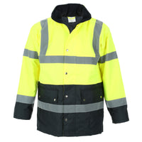 Hi Vis Two-tone Jacket