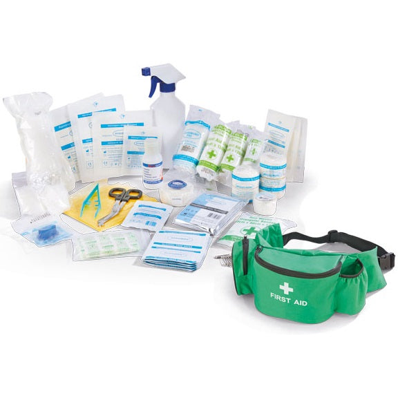 Sports First Aid Kit in Bumbag