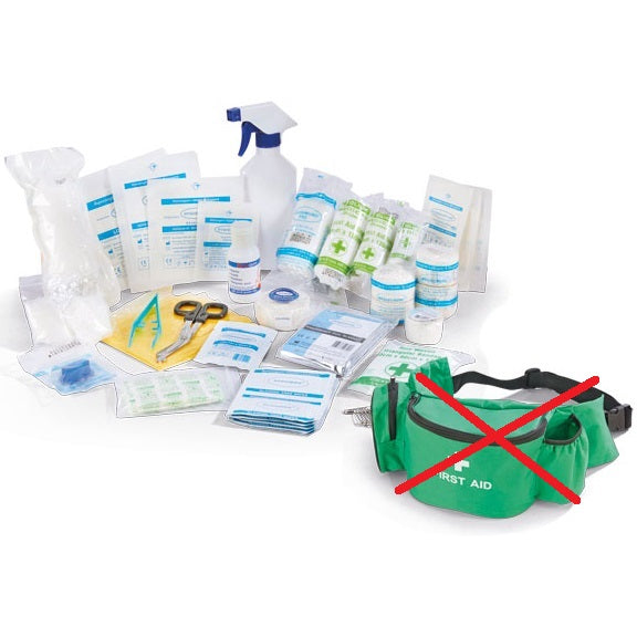 Refill Kit for Sports First Aid Kit in Bumbag