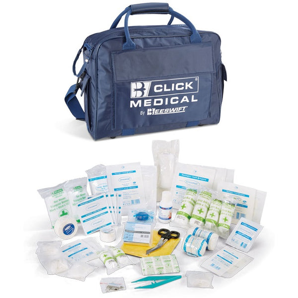 Football First Aid kit in a Durable Bag