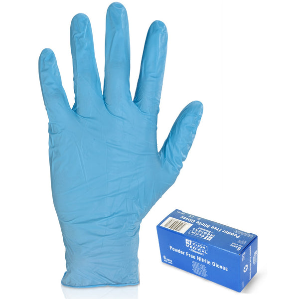 Nitrile Gloves (Personal Carton of 6 Pairs)