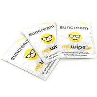 Sun Cream Sachets - Pack of 20 Factor 25 SPF