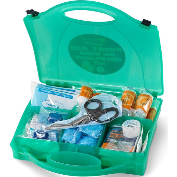 Comprehensive Workplace First Aid Kit (BS8599-1 Compliant - Small, Medium or Large)