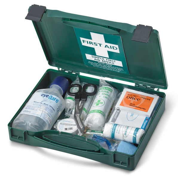 Travel Kit - BS8599-1 Compliant First Aid Kit