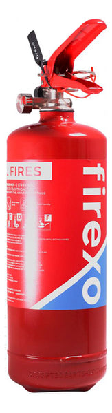 FIREXO Fire Extinquisher - 2, 6 or 9 Litre