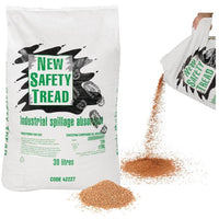 Clay Absorbent Granules - New Safety Tread