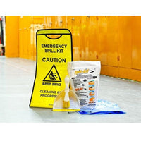 Spill Sign Caddy/Bag Carry Kit