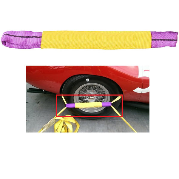 Soft Choker With Medium Duty Wear Sleeve (Car Recovery)