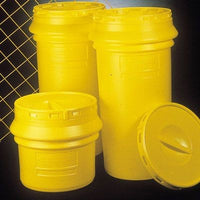 Hermetically Sealed Clinical Waste Containers (30L or 60L, Packs of 20)