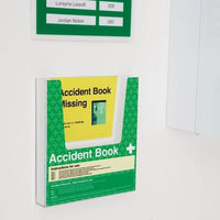Accident Book Holder