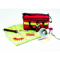 Comprehensive, High Quality Fire Safety Warden Kit